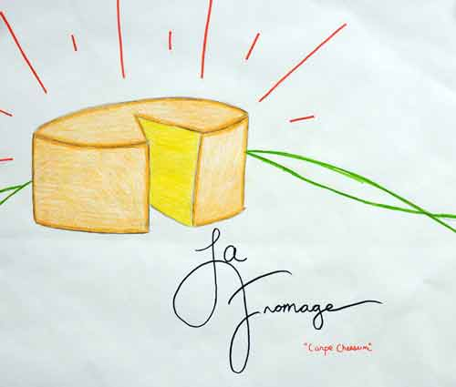 "A ""must have"", expensive cheese aimed at families."