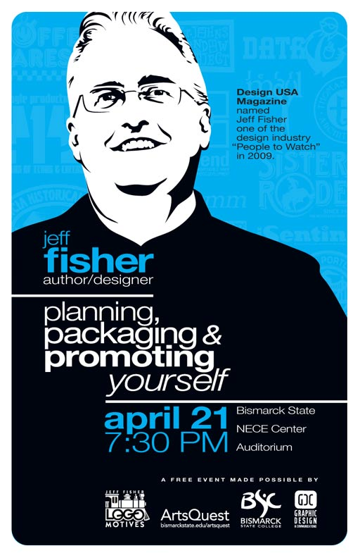 Check out Jeff Fisher - the presentation is free and open to the public.
