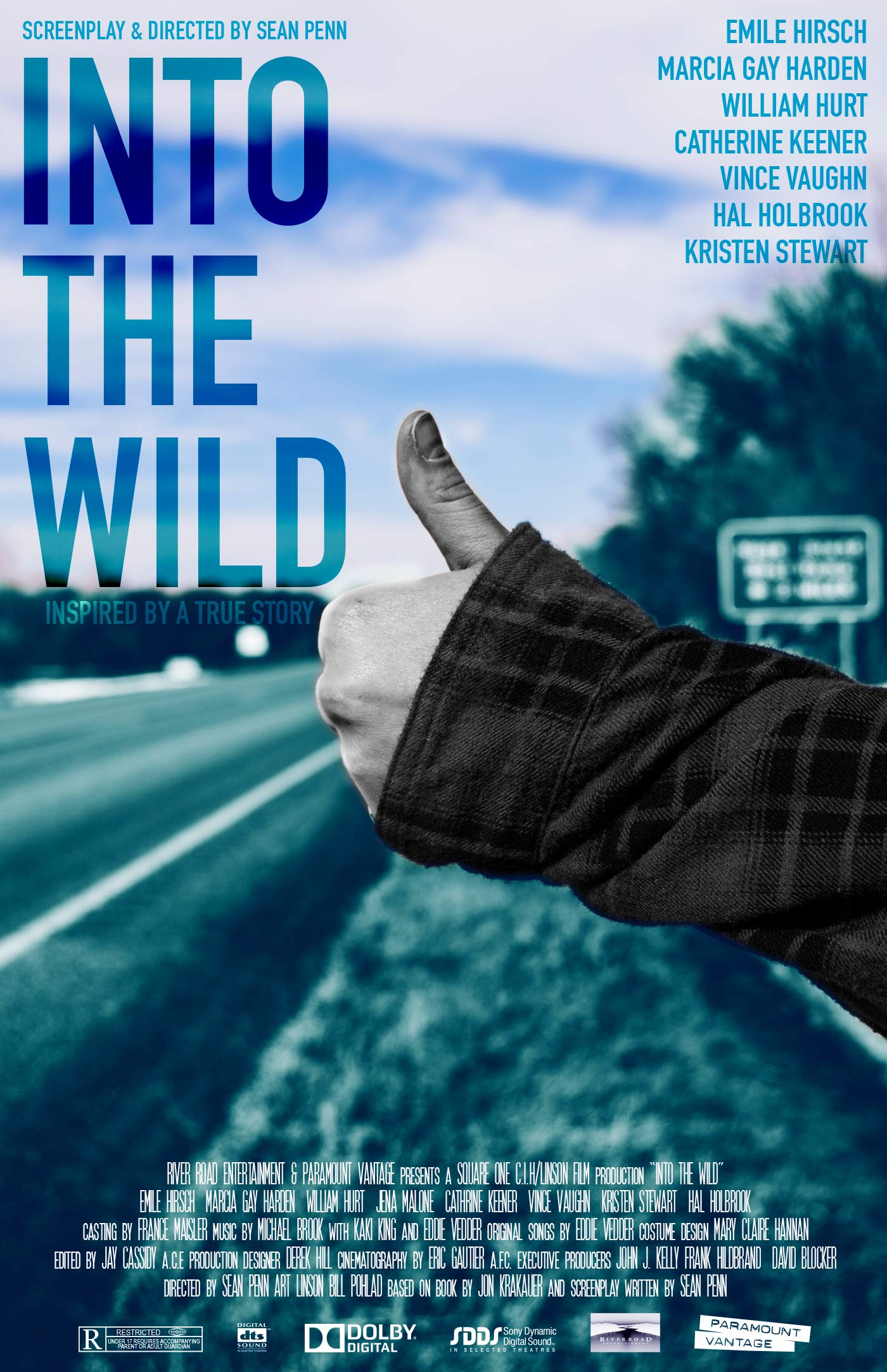 INTO-THE-WILD-MOVIE-POSTER | Graphic Design and Communications