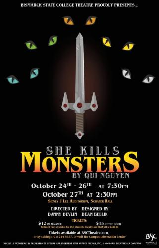 Fall Play Poster5