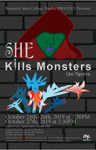 Fall Play Poster8